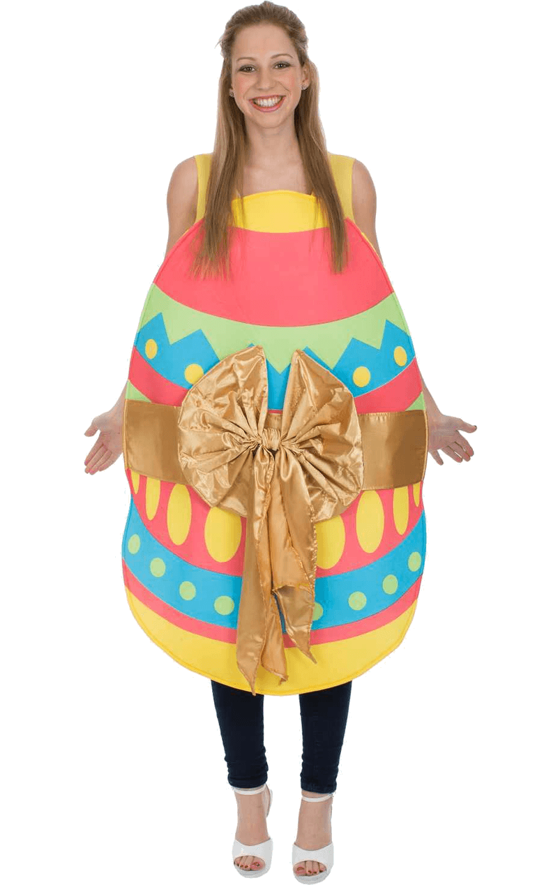 ad32dd8d90 Adult Easter Egg Fancy Dress Costume - Party SOS Party Supplies