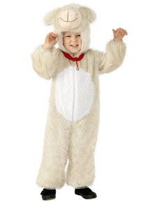 We found 1 results for 'Child Lamb Costume'